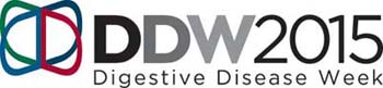 DDW 2015 Annual Meeting, May 15-19, 2015, Walter E. Washington Convention Center, Washington, DC