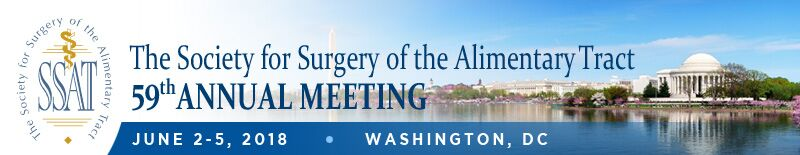 Society for Surgery of the Alimentary Tract Annual Meeting